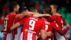 Цървена звезда е първият полуфиналист за Купата на Сърбия