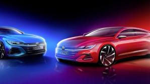 Какво знаем за бъдещия Volkswagen Arteon?