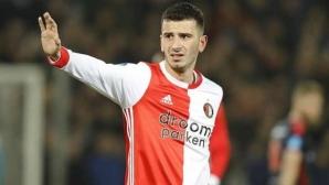 Арсенал иска да вземе турски халф от Фейенорд