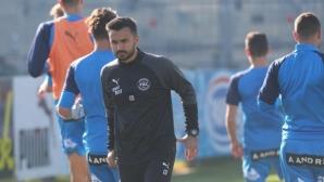 Българин стана старши треньор на последния тим на Трифон Иванов