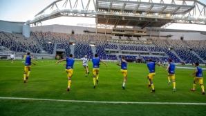 Специален тунел ще дезинфекцира футболистите в Израел