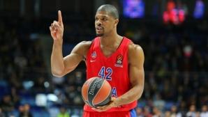 Официално: Кайл Хайнс си тръгна от ЦСКА (Москва)