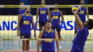 Бразилия праща 200 спортиста на подготовка в Европа