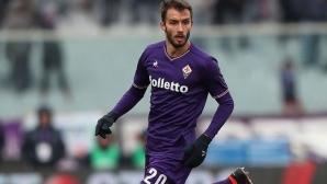 Фиорентина иска 20 млн. от Валенсия за капитана си