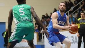 Левски Лукойл, Берое и два клуба от Гърция в новата лига на Балканите