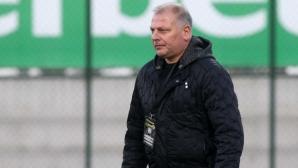 """Петко Петков: Ще направим всичко възможно да откраднем точки от """"Лаута"""""""