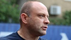 Тити Папазов става шеф в Левски?