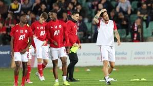 ЦСКА-София протяга ръце към шестима чужденци