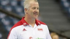 Треньорският щаб на Полша си направи грозна шега с Витал Хейнен (видео)