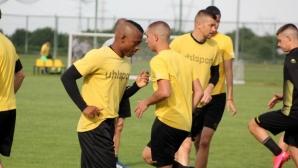 Двама дебютанти в групата на Ботев (Пд) за мача с Ботев (Враца)