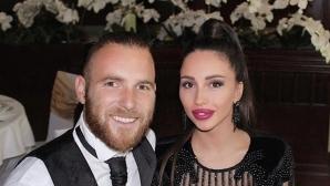 Нелеп коментар на футболна съпруга прекрати договора на мъжа й с ЛА Галакси