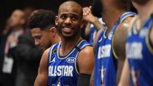 Възобновяването на сезона в НБА се прие и от играчите