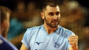 Цветан Соколов: Волейболът липсва! Като играя с децата, топката ми се струва квадратна