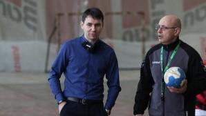 Иван Белев от ЦСКА: Имаме две цели – погасяването на задълженията и намирането на спонсори (видео)
