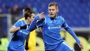 Яблонски: Когато играеш в Левски, те подкрепя цяла България
