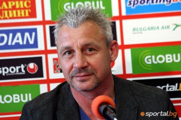 Павел Дочев: Исках да станем шампиони с ЦСКА, тръгнах си разочарован
