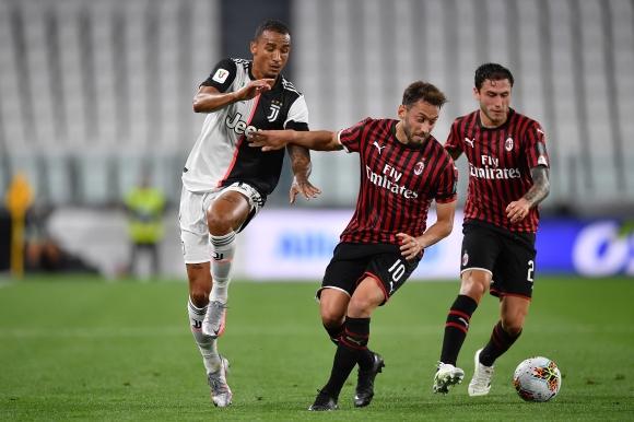 Над 8 милиона зрители в Италия са гледали Ювентус и Милан