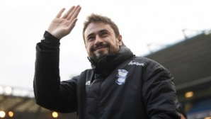 Мениджърът на Бирмингам Сити ще напусне клуба в края на сезона
