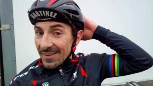 Олимпийски шампион възобновява кариерата си след 12-годишна пауза