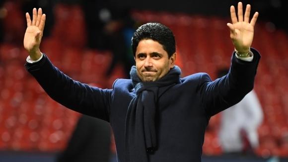 Шефът на ПСЖ доволен от завръщането на Шампионската лига