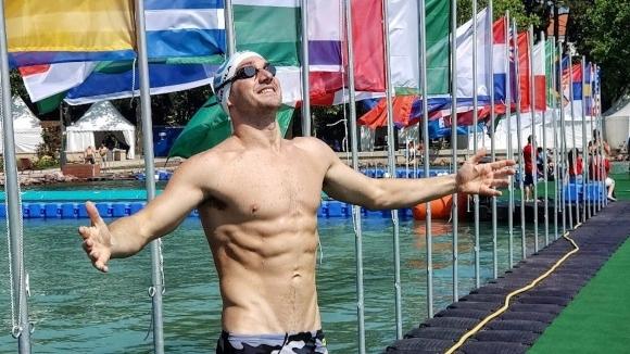 Аржентински плувец беше наказан за четири години