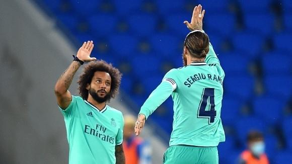 Реал Мадрид с любопитен състав, вижте го
