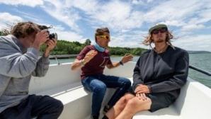 Спортистите на Red Bull Весо Овчаров, Никола Абаджиев и KAMAK FILMS с 12-часово предизвикатeлство по река Дуна