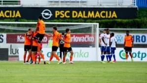 Позорна загуба за Хайдук, този път Кристиан Димитров не помогна (видео)