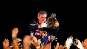 Карлос Сайнц получи високо признание за приноса си към моторните спортове