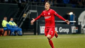 ЦСКА-София изпусна юноша на Барселона