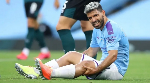 Серхио Агуеро може да пропусне мачовете на Манчестър Сити до края на сезона