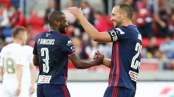 Фехервар взе утешителна победа в дербито с Ференцварош