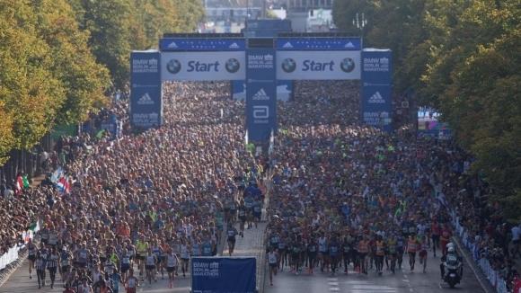 Берлинският маратон също пропадна