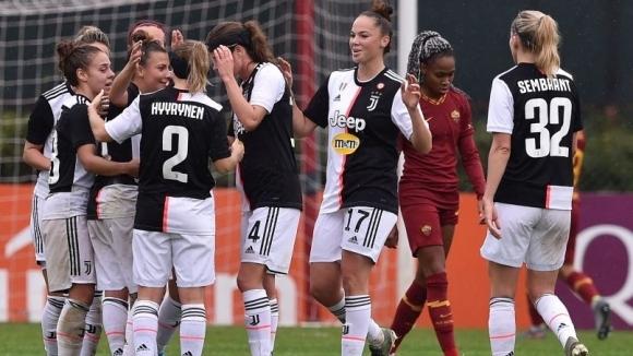 Женският футбол в Италия става професионален