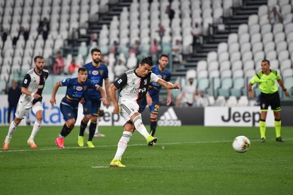 Кристиано Роналдо с поредно изумително постижение