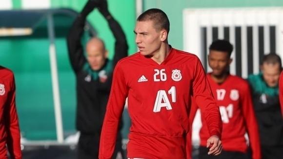 Антов: Чувствам се по-уверен като централен защитник