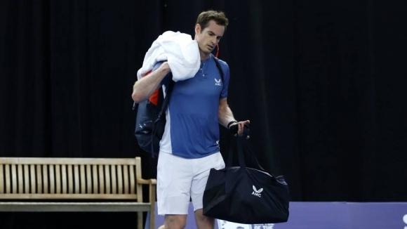 Анди Мъри: Календарът в тениса няма да бъде безопасен