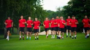 Локомотив (Мездра) започна лятната си подготовка