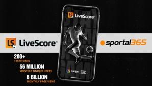 Официално: LiveScore.com ще ползва платформата за публикуване на съдържание на Sportal365