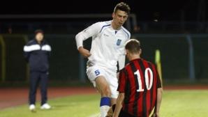 Единственият хърватин в сръбската Суперлига спечели националната купа