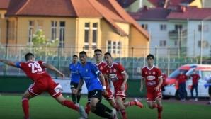 Стефан Велев игра в голово шоу срещу тима на Хаджи (видео)