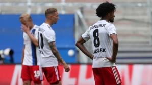 Хамбургер отново изпусна плейофа за Бундеслигата, стана ясен съперникът на Вердер