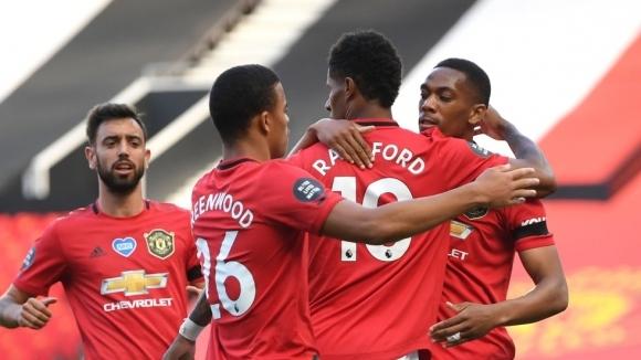 Солскяер е доволен от развитието на нападателите в Юнайтед