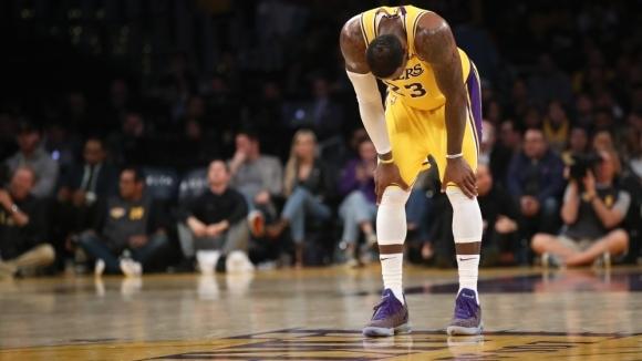 Сезонът в НБА ще бъде прекратен, ако се наложи