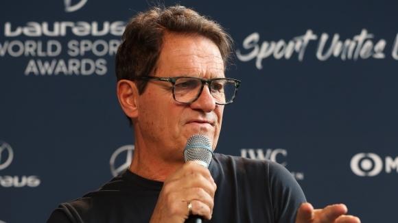 Капело даде съвет на треньора на Рома