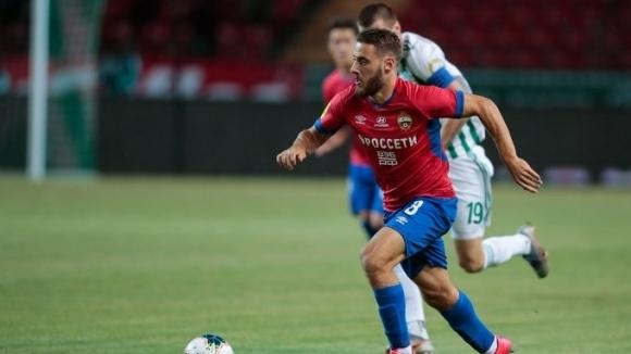 ЦСКА (М) нокаутира Ахмат с 3 гола за 4 минути