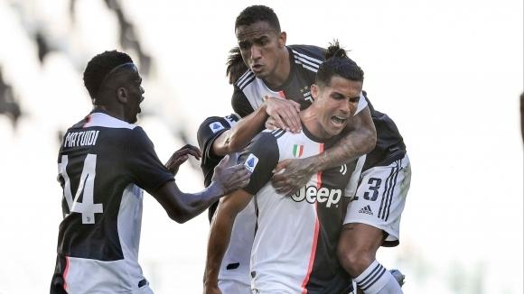 Съставите на Ювентус и Торино, Буфон става рекордьор...