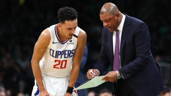 Гард на ЛА Клипърс е поредният заразен с COVID-19 в НБА