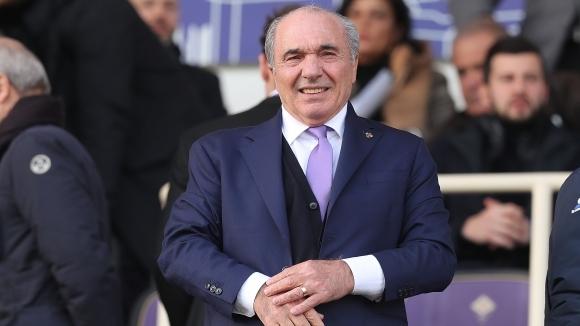 Президентът на Фиорентина отрече слуховете за Де Роси