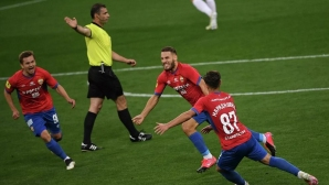 ЦСКА (М) дочака първи успех през 2020-а (видео)